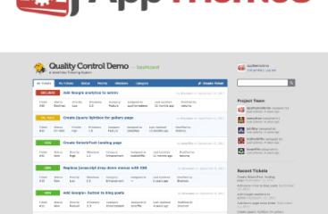 AppThemes Quality Control WordPress Theme