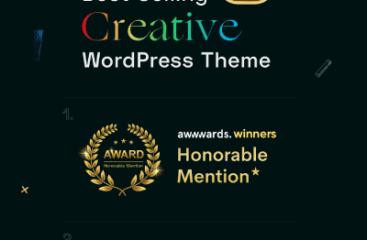 Billey – Creative Portfolio & Agency WordPress Theme
