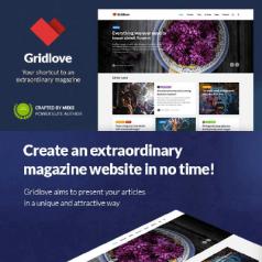 Barta – News & Magazine WordPress Theme