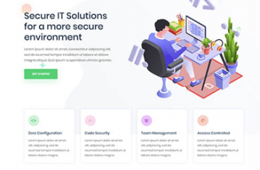 StartNext – IT & Business Startups WordPress Theme