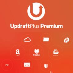 UpdraftPlus Premium Backup Plugin ( Bao gồm tất cả Add-ons)